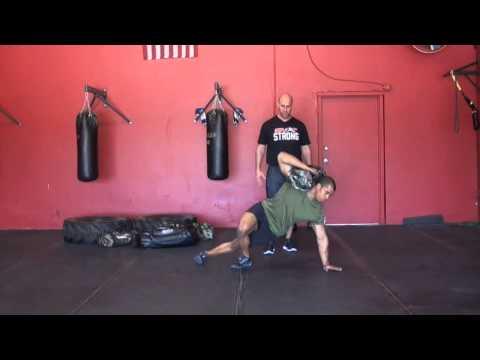 Final Sandbag & Kettlebell Workout Physique Armor Fitness