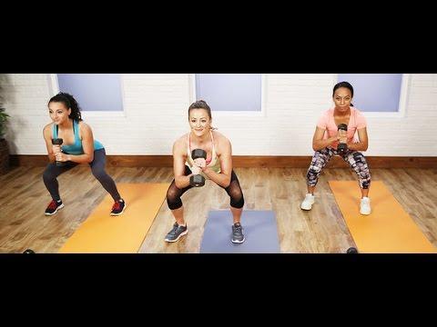 30-Minute Stout Body Calorie Burner | Class FitSugar