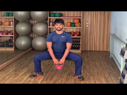 10 Completely and Easy Workout routines For Weight Loss With Kettle Bell