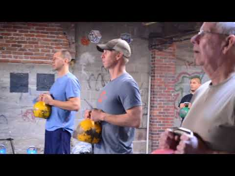 StrongFirst Kettlebell Swing: Timing the Hinge