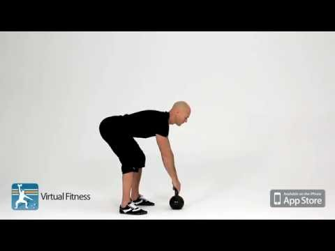 Kettlebell Swing by Digital Fitness