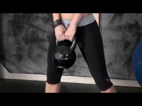 Most piquant Butt Grunt – Kettlebell Swing