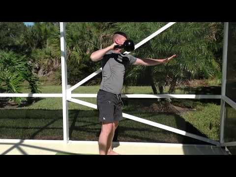 Be taught how to Make the Kettlebell Excessive Pull   Corpulent Traipse Breakdown