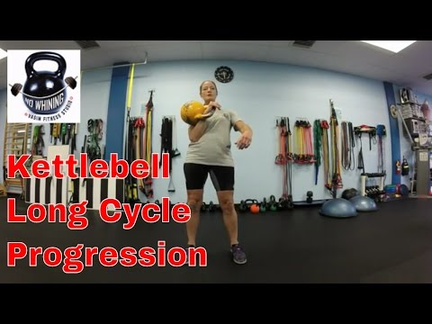 Easy strategies to affect Kettlebell Long Cycle