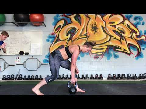 Loss of life by Squats Kettlebell Workout