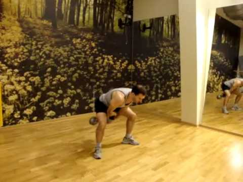 300 SPARTAN KETTLEBELL WORKOUT NICOLO' RAGALMUTO METHOD TRAINING 1