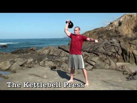 Kettlebell Routine: A Kettlebell Complex Routine for Energy & Paunchy Loss