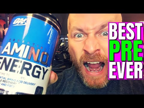 Optimum Nutrition Amino Energy Overview | Kettlebell Workout