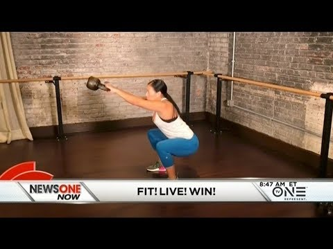 Fit!Stay!Favor! Help Those Vacation Pounds Off With Kettlebell Exercises
