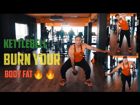 10 MINUTE KETTLEBELL WORKOUT FOR FAT LOSS AND MUSCLE BUILDING…