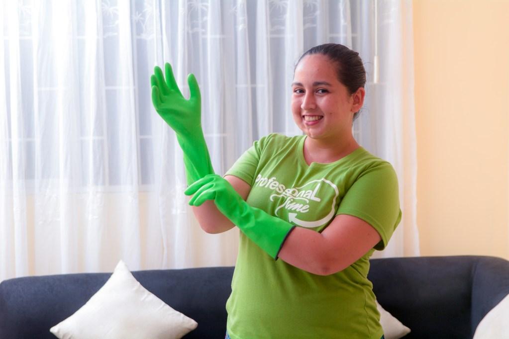 Servicios de limpieza para casas por horas