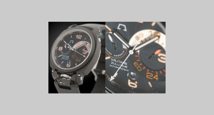 Militaire Zulu Time by Anonimo