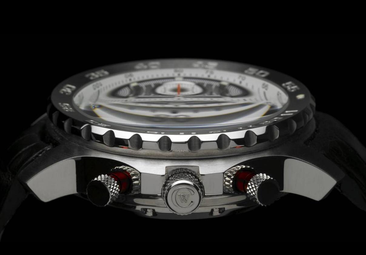 Christopher Ward C40 SpeedHawk Automatic Chronograph