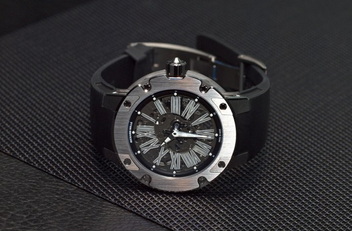 Richard Mille Extra Flat Automatic RM 033