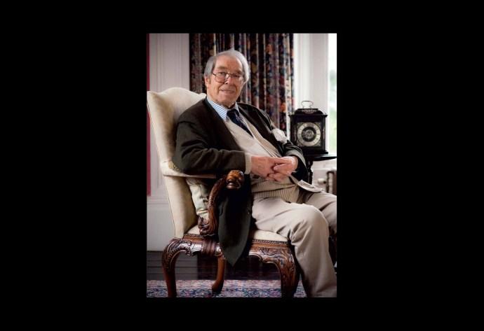 George Daniels portrait