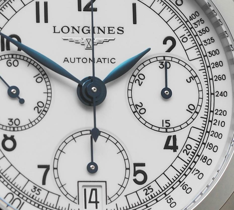 Longines Heritage 1942 Chronograph