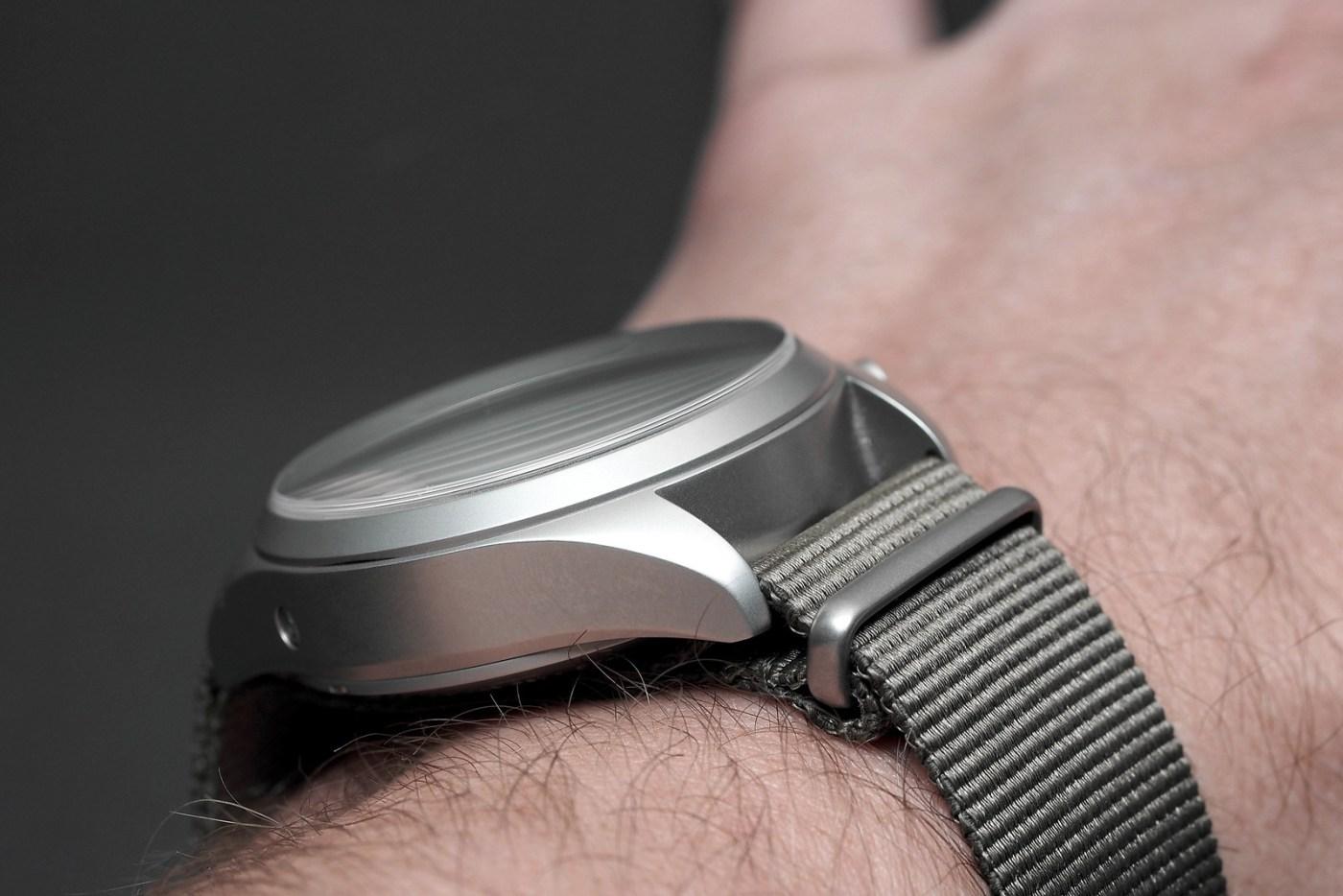 Hamilton Khaki Pilot Pioneer Auto Chrono wristshot
