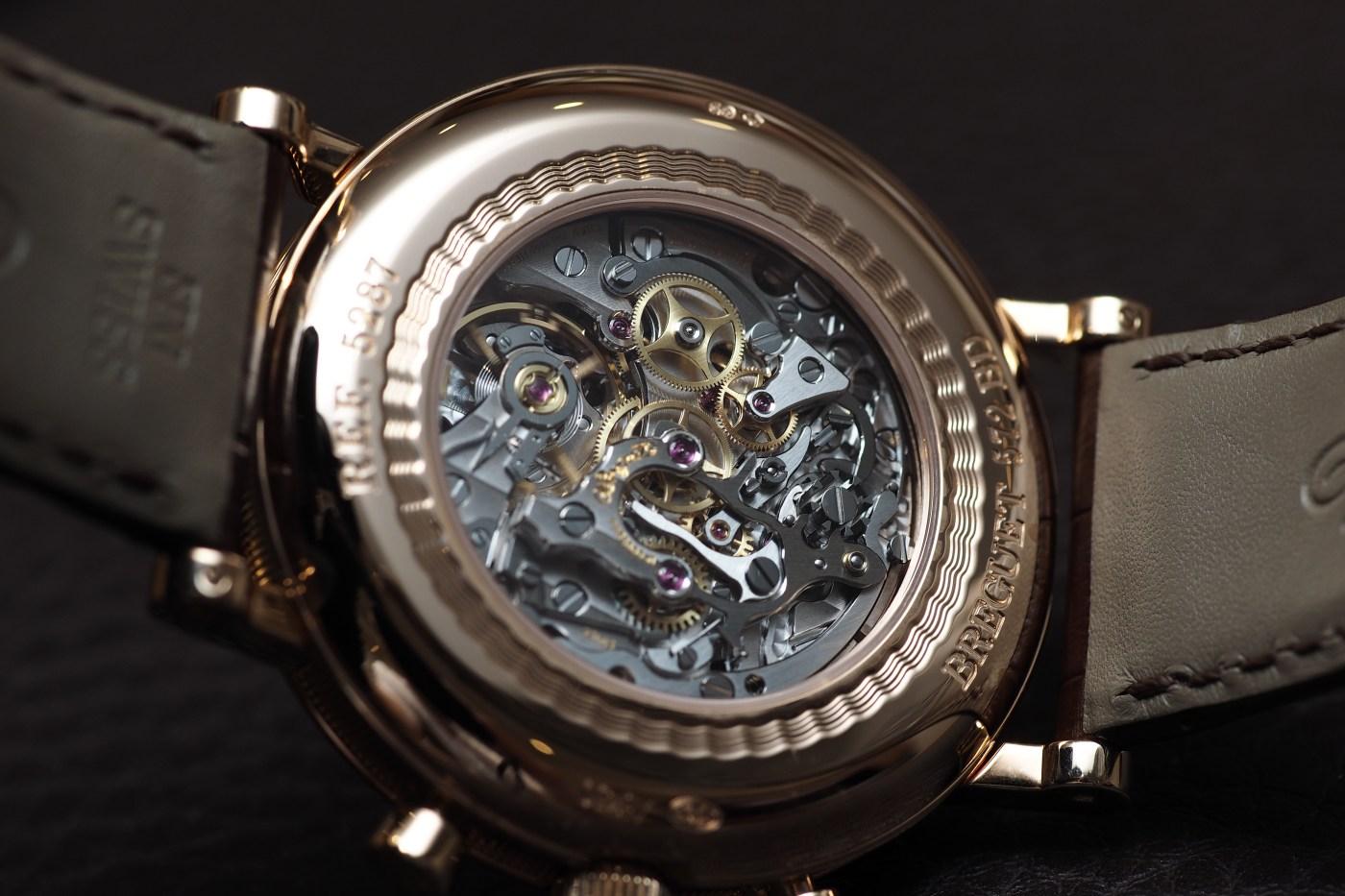 Breguet Classique Chronograph Ref. 5287