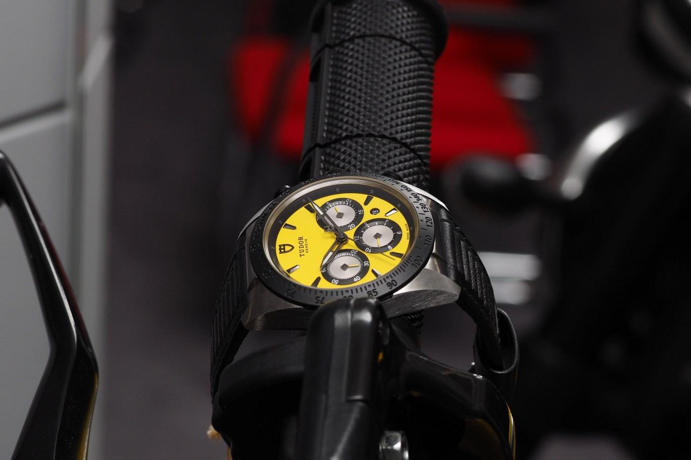 Tudor Ducati Fastrider Handlebars