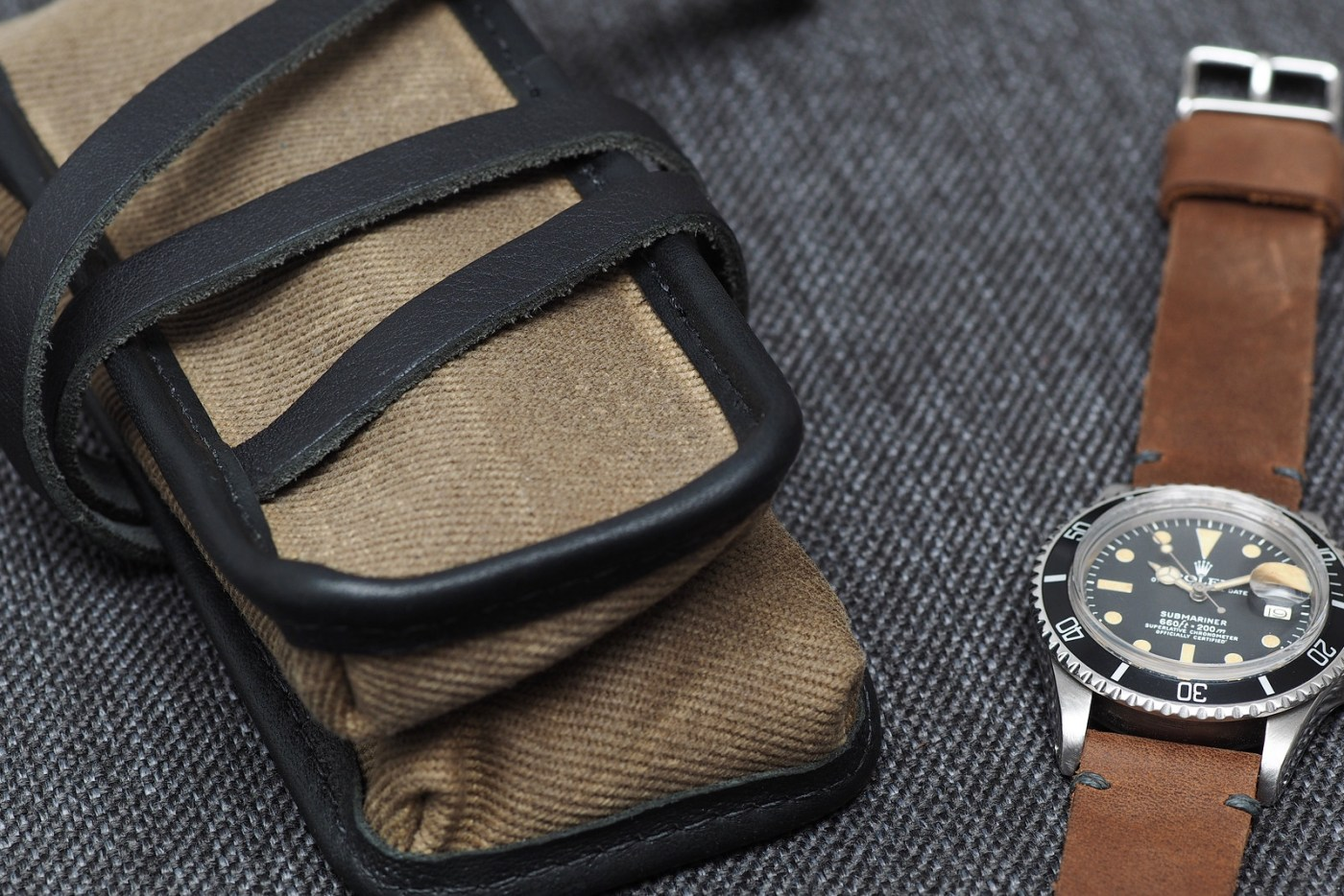 Worn and Wound 2 Watch Fold