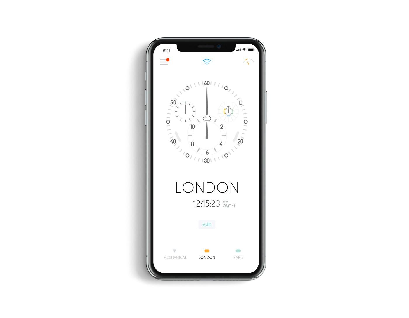 Ressence-e-Crown-App