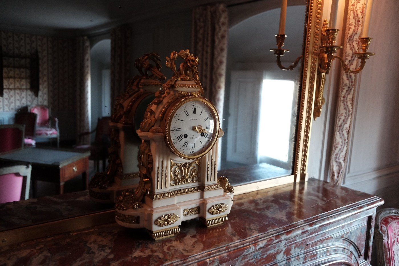 Breguet donated 7 million Euros to the Chauteau de Versailles foundation to restore Petit Trianon, Marie-Antoinette's home, including beautiful Royal clocks in almost every room