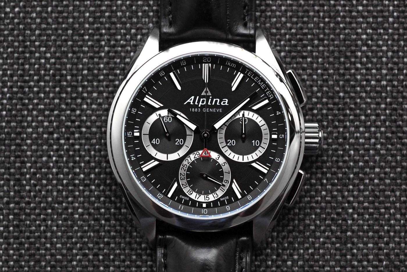 Alpina Alpiner 4 Chronoflyback