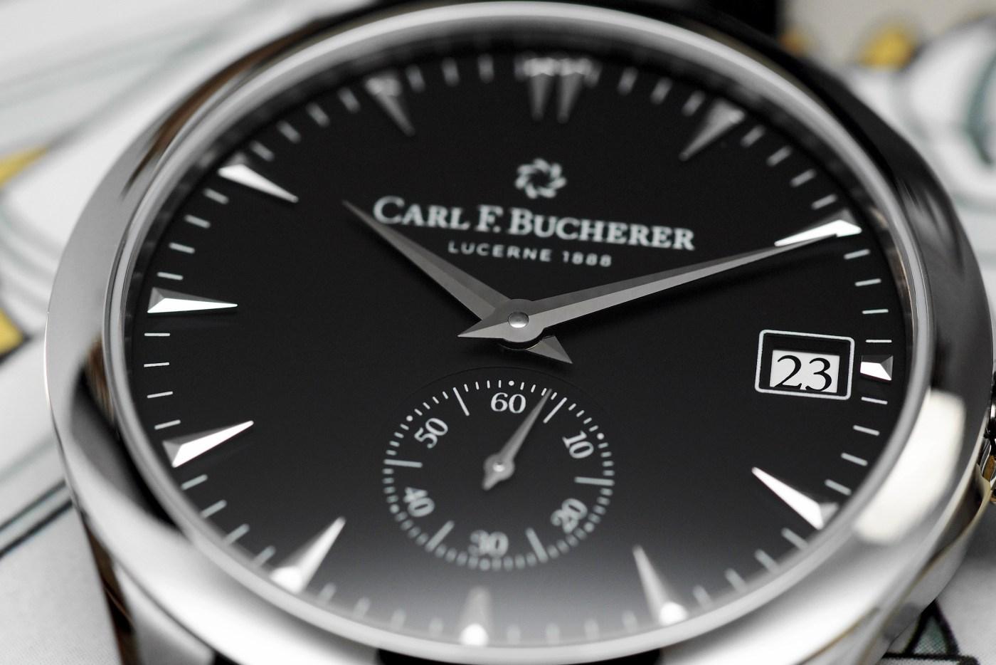 Carl F. Bucherer Manero Peripheral