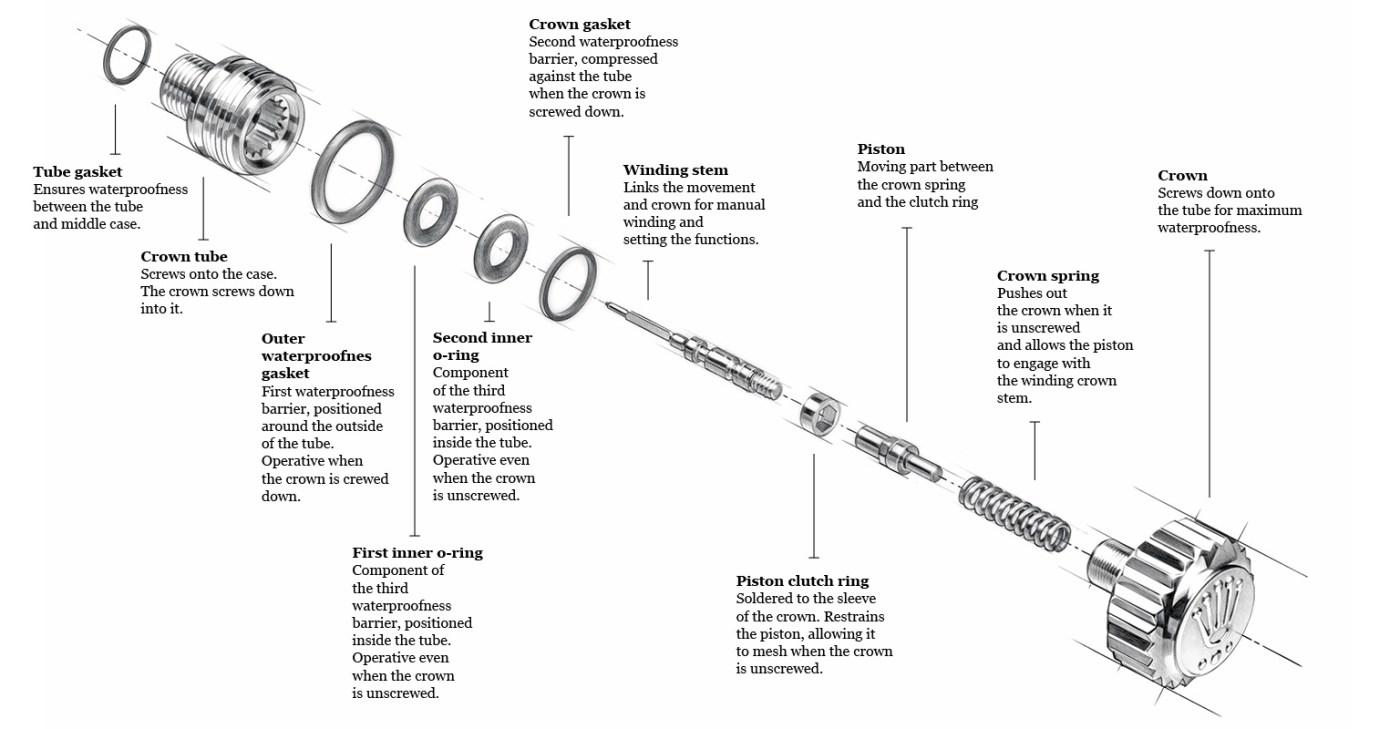 Winding-Stem diagram