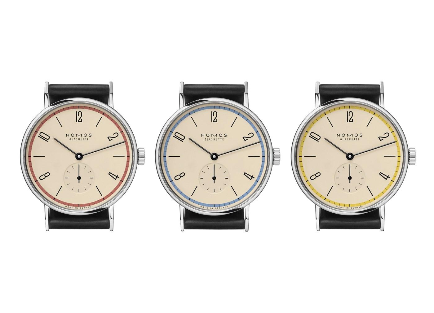 NOMOS Glashütte Tangente Limited Edition