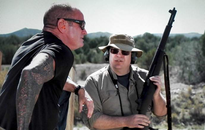 Terry Schappert Former Special Forces and his Dive Watch