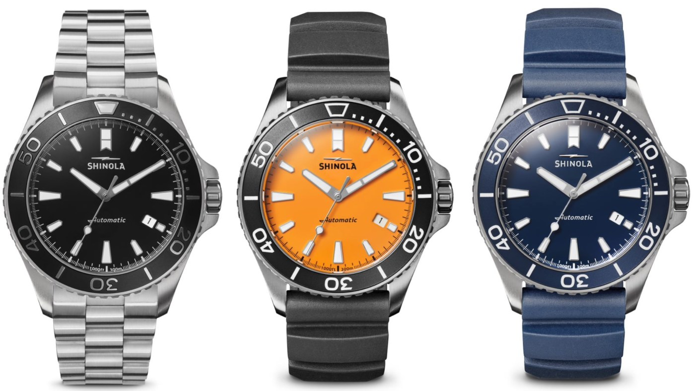 Monster Automatic Dive Watch Collection