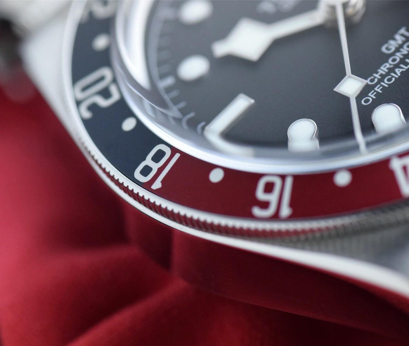 Tudor Black Bay GMT