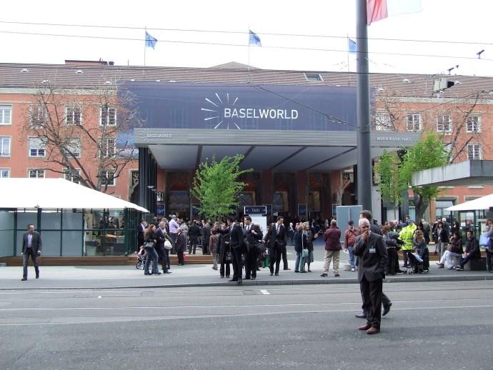 Baselworld 2008 Hall 1 facade