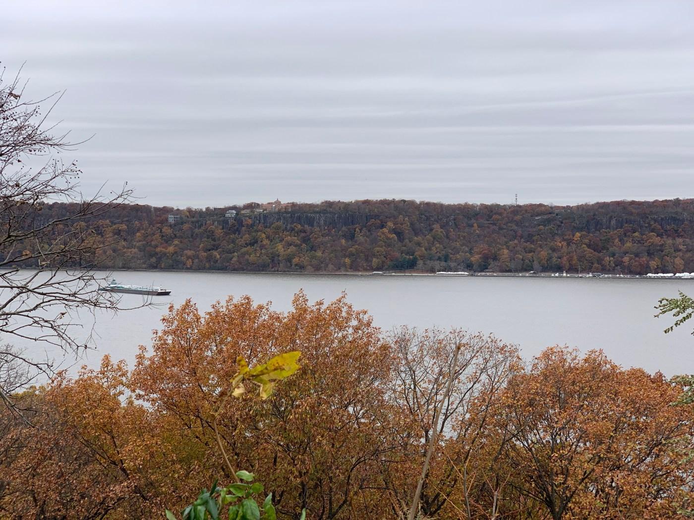 Hudson River Overlook at Inwood Hill Park