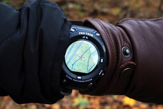 Pro Trek Smart Outdoor watch WSD-F20