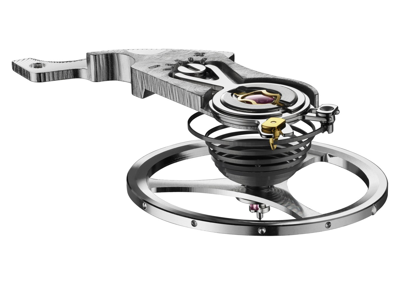 TAG Heuer Isograph carbonfiber hairspring
