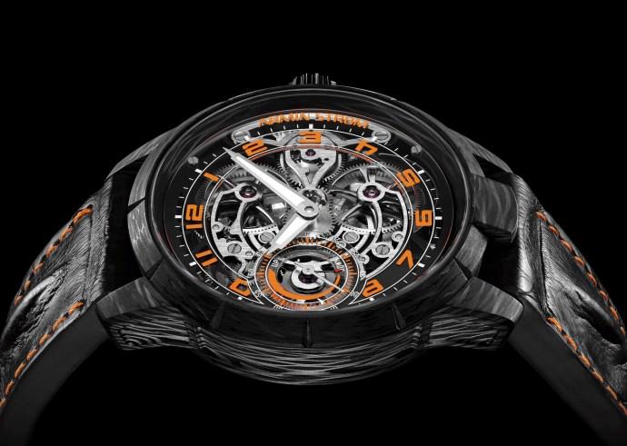 Armin Strom x Cases & Dials Carbon Skeleton cover