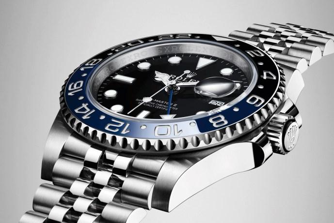 2019 Rolex GMT-Master II on Jubilee Bracelet