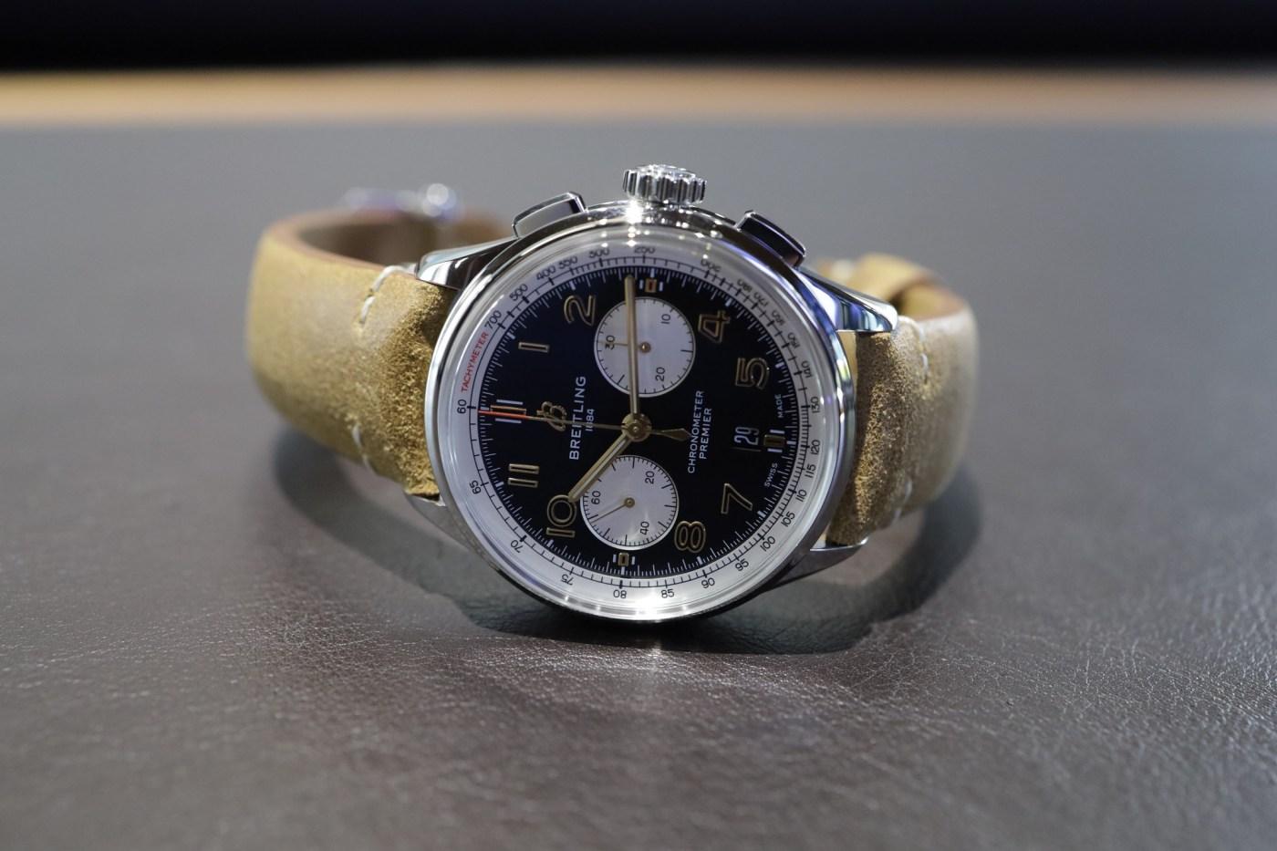 Breitling Premier B01 Chronograph 42 Norton Edition