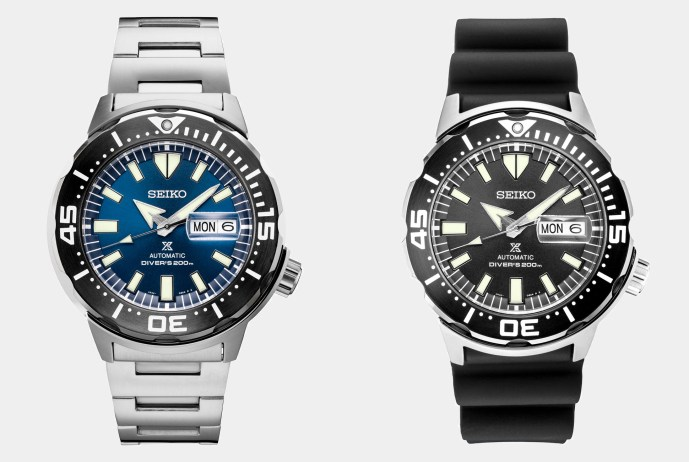 """Prospex Automatic """"Monster"""" Diver SRPD27 and SRPD25"""