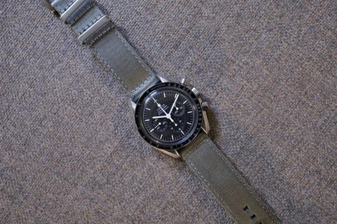 Watchbandit Two-Piece Nato Strap