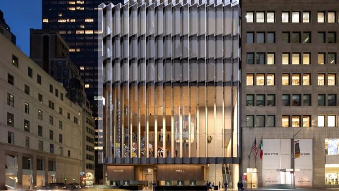 Rolex USA Headquarters David Chipperfield Rendering