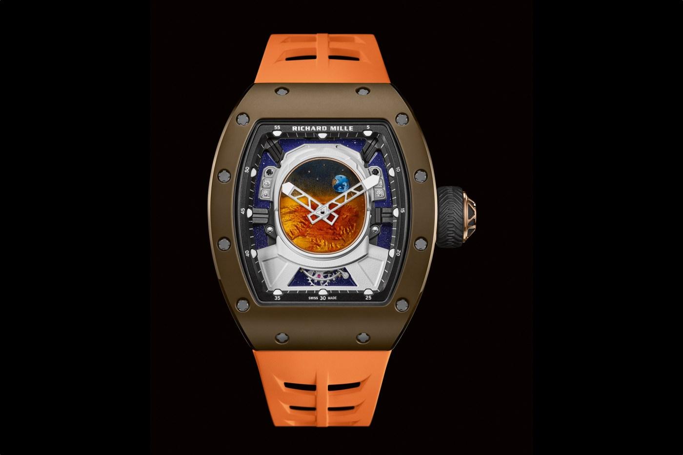 Richard Mille x Pharrell Williams RM 52-05