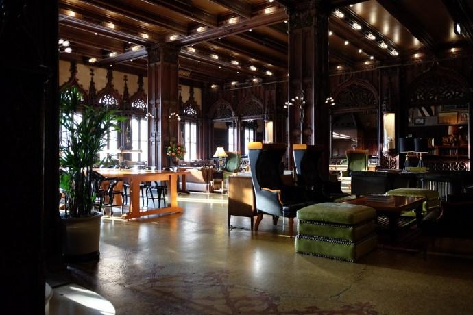 Chicago Athletic Association Hotel interior
