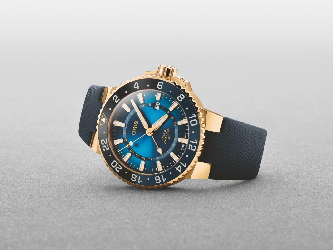 Oris Carysfort Reef Limited Edition 2020