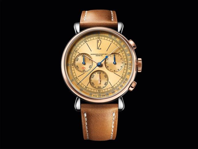 Audemars Piguet Remaster01 Chronograph