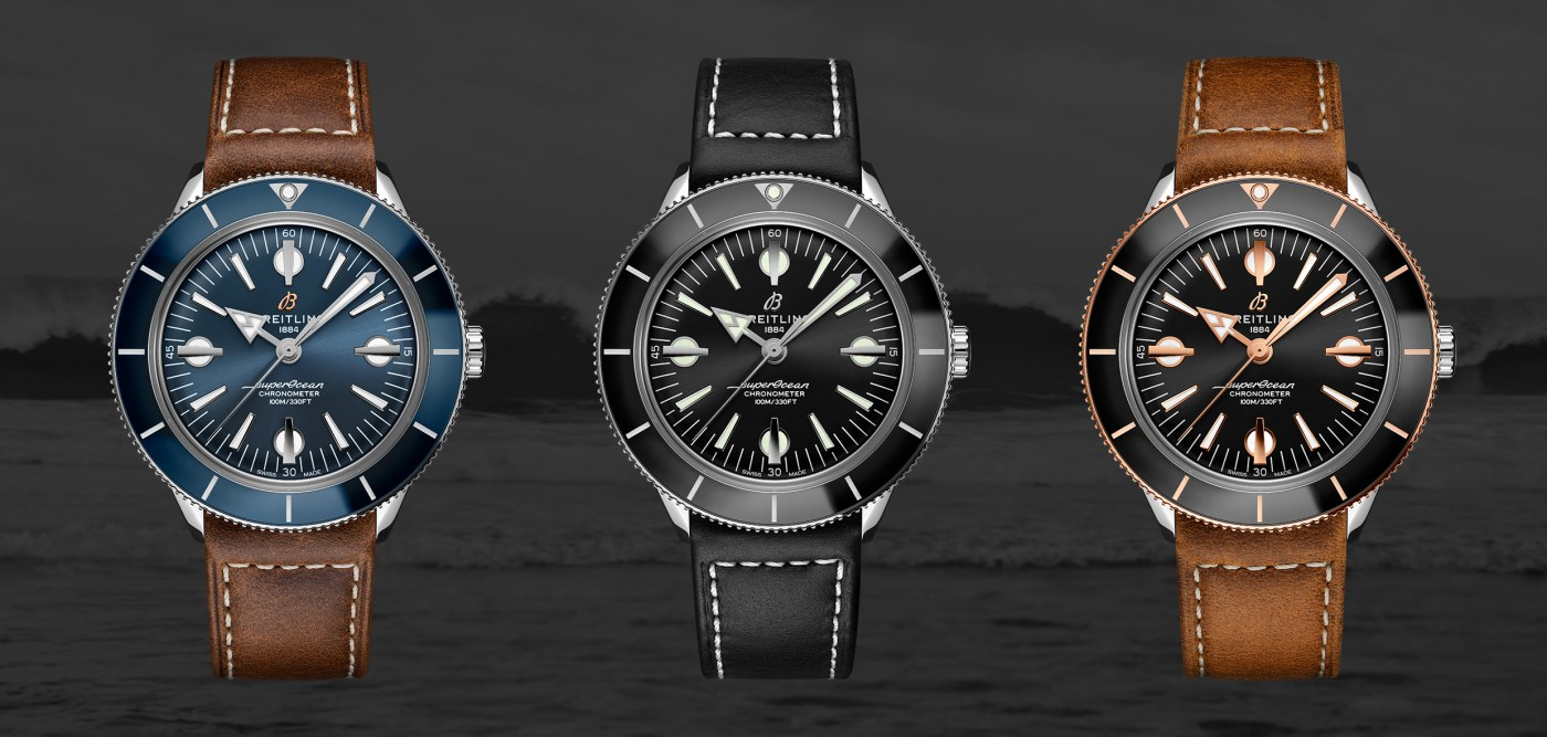 Superocean Heritage Automatic 42 1957 Editions