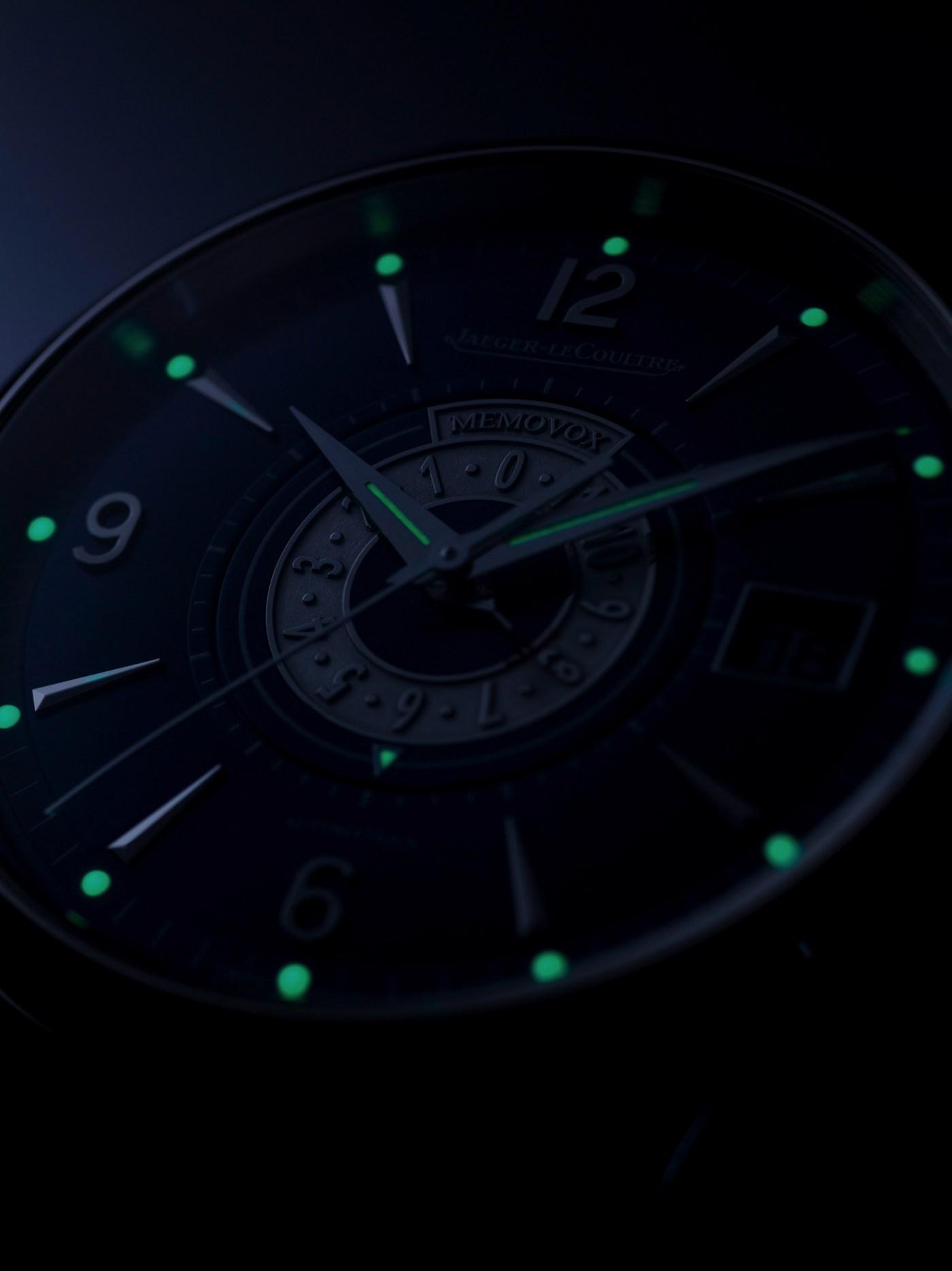 2020 Memovox Master Control Timer lumeshot
