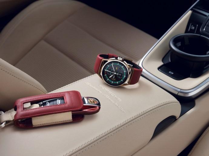Chronograph 911 Targa 4S Heritage Design Edition
